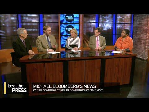 Beat The Press: Michael Bloomberg
