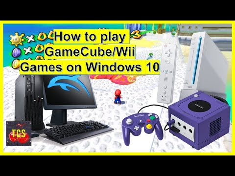 How To Play GameCube And Wii Games On Windows 10 In 2020 (Dolphin Emulator)