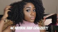 KINKY CURLY HAIR | The Most Realistic Kinky Brazilian Sew-In |
