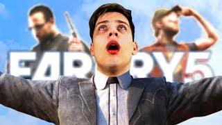 Я НАСТОЯЩИЙ КОРОЛЬ ЭТОГО ОСТРОВА?! (Far Cry 5)