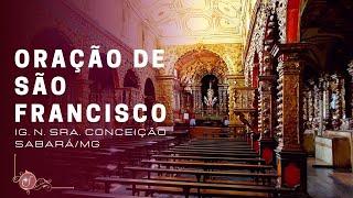 Oração de São Francisco | Ig. N. Sra. Conceição Sabará | Música Casamento BH | Cantora Casamento