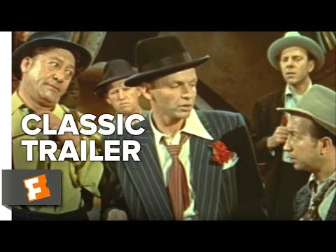 Guys and Dolls Official Trailer #1 - Frank Sinatra Movie (1955) HD