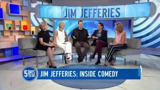 Jim Jefferies: Inside Comedy