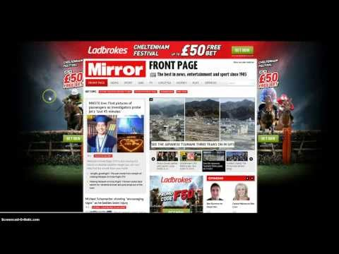Mirror.co.uk  - Automatic Matching Sport