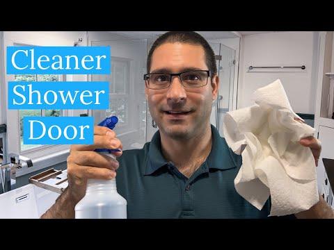 3 Tips To Keep Your Shower Door Cleaner