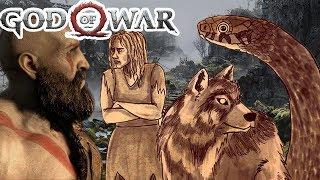 God of War: Loki y sus hijos EXPLICADOS - Historia y habilidades | SQS