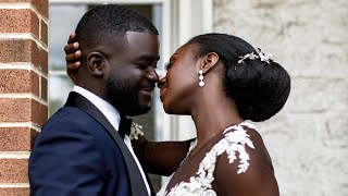 Melanin Overdose ( Eric Weds Christina ) Wedding Highlights