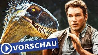 Jurassic World 3: So könnte es nach Teil 2 weiter gehen!