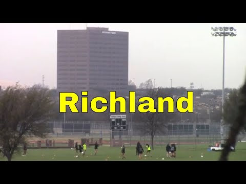 Richland Community College Athletic Soccer Fields Dallas TX DFW USA Channel Jamesss Today
