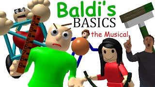 Khái niệm cơ bản của BALDI: THE MUSICAL (Phiên bản Roblox)