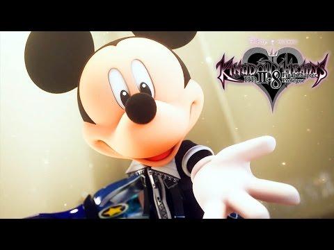 Kingdom Hearts HD 2.8 - Birth By Sleep Opening Cinematic @ 1080p HD ✔