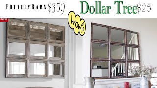 dollar tree farmhouse christmas diy