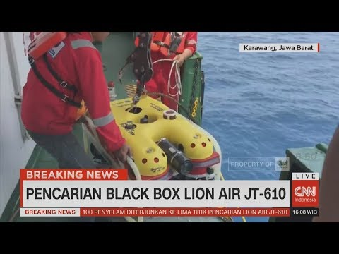 Proses Pencarian Black Box Lion Air JT-610 Mp3