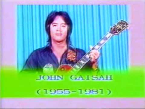 John Gaisah--Logupon ku romou ku--JUARA SINDING ' 70 SABAH