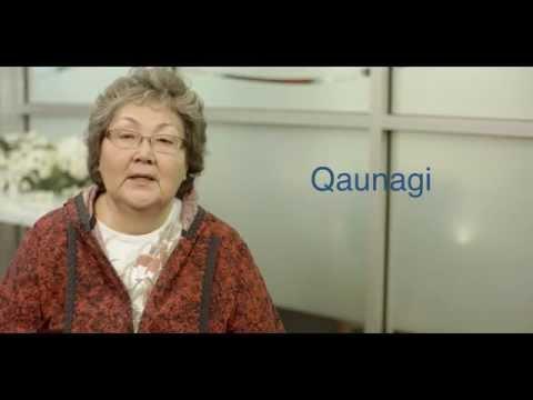 Iñupiaq Word of the Week - Qaunagi