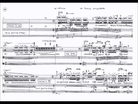 mdi ensemble_Giorgio Netti, Rinascere sirena (2003/2004), per violino, viola e violoncello