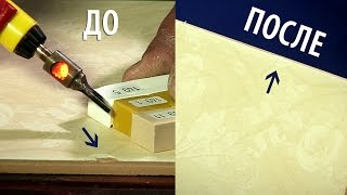 видео Как заделать сколы на плитке