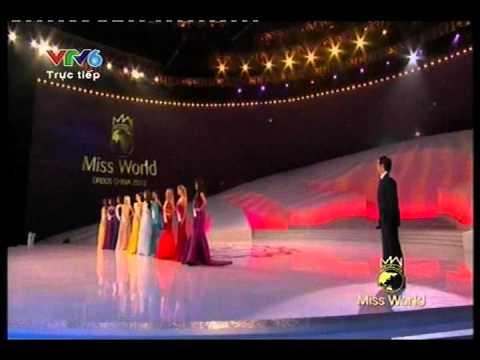 Hoa hậu thế giới 2012 - Chung kết - Hoa hậu biển - Hoa hau the gioi 2012