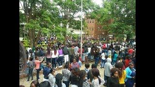 Bloody protests at UZ - ''Toisa Chiwenga na Madhuku''