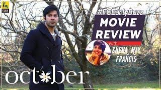 October Movie Review | Film Companion Early Buzz | Shoojit Sircar | Varun Dhawan | Banita Sandhu