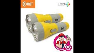 Đèn pin sạc LED COMET CRT343