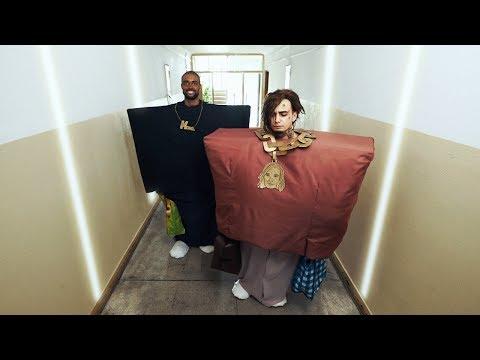 KANYE WEST & LIL PUMP - I LOVE IT (PARODIA)