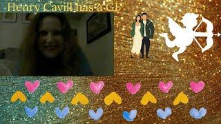 HENRY CAVILL HAS A NEW GIRLFRIEND NATALIE VISCUSO