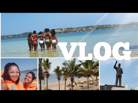 VLOG: MOZAMBIQUE HOLIDAY | GIRLS TRIP| SOUTH AFRICAN YOUTUBER