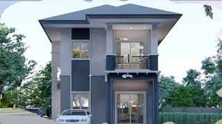 40 Two Storey House Design Ideas Ideal For Spacious Family Living