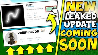 *LEAKED* NEUE SECRET in CHILLTHRILL'S INVENTORY! | Boot bauen ROBLOX