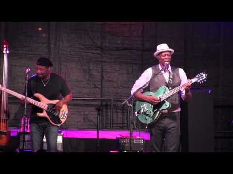 "KEB' MO' -  ""More Than One Way Home""   8/9/15 Heritage Music BluesFest"