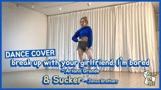 [WOT] Ep.4 – 'Ariana Grande' & 'Jonas Brothers'  Dance Cover by GWSN Seokyoung