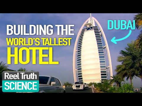 Megastructures: Building the Burj Al Arab | Dubai Engineering Documentary | Reel Truth Science