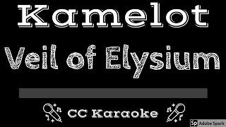Kamelot Veil of Elysium CC Karaoke Instrumental