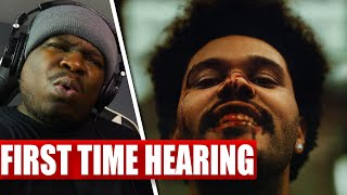 The Weeknd - Until I Bleed Out (Audio) - REACTION