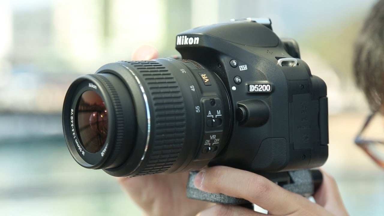 Nikon D5200 Hands On Review Youtube