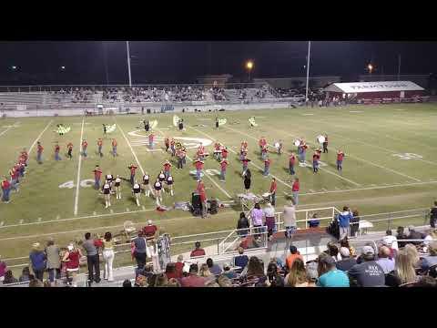 Sardis High School Band 10/8/20 home coming