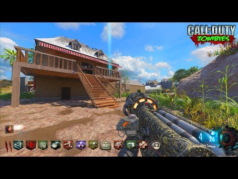 NUKETOWN ZOMBIES REMAKE PACK A PUNCH CHALLENGE!!! - CALL OF DUTY BLACK OPS 3 GAMEPLAY!