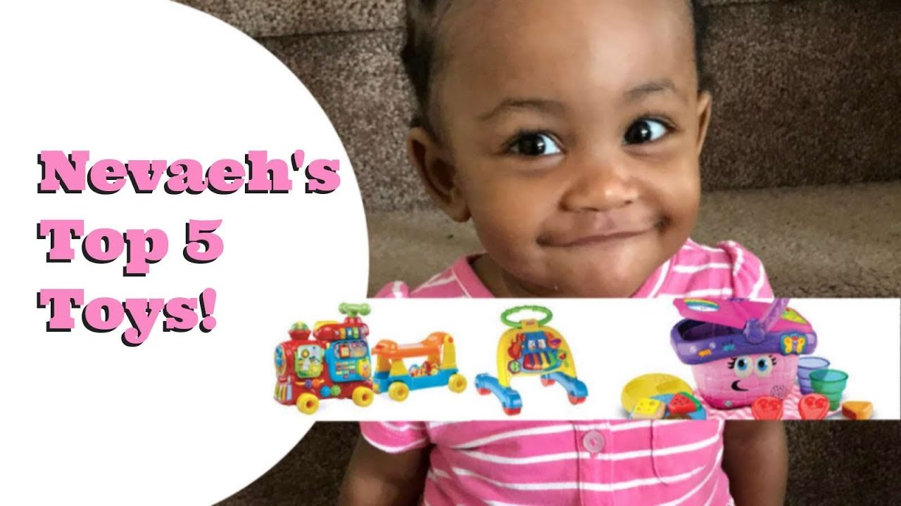 Top 5 Toys Toddler 12 15 Months Screen Time For