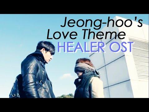 Healer OST FMV - Jeong Hoo's Love Theme (Track 15)   Ji Chang Wook & Park Min Young