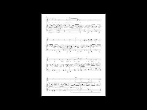 Roberto Sierra—Décimas for voice and piano (Poems by Luis Lloréns Torres)