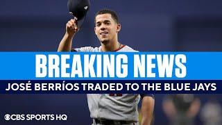 Jose Berrios Traded to the Toronto Blue Jays