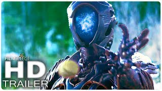 LOST IN SPACE Trailer German Deutsch (2018)
