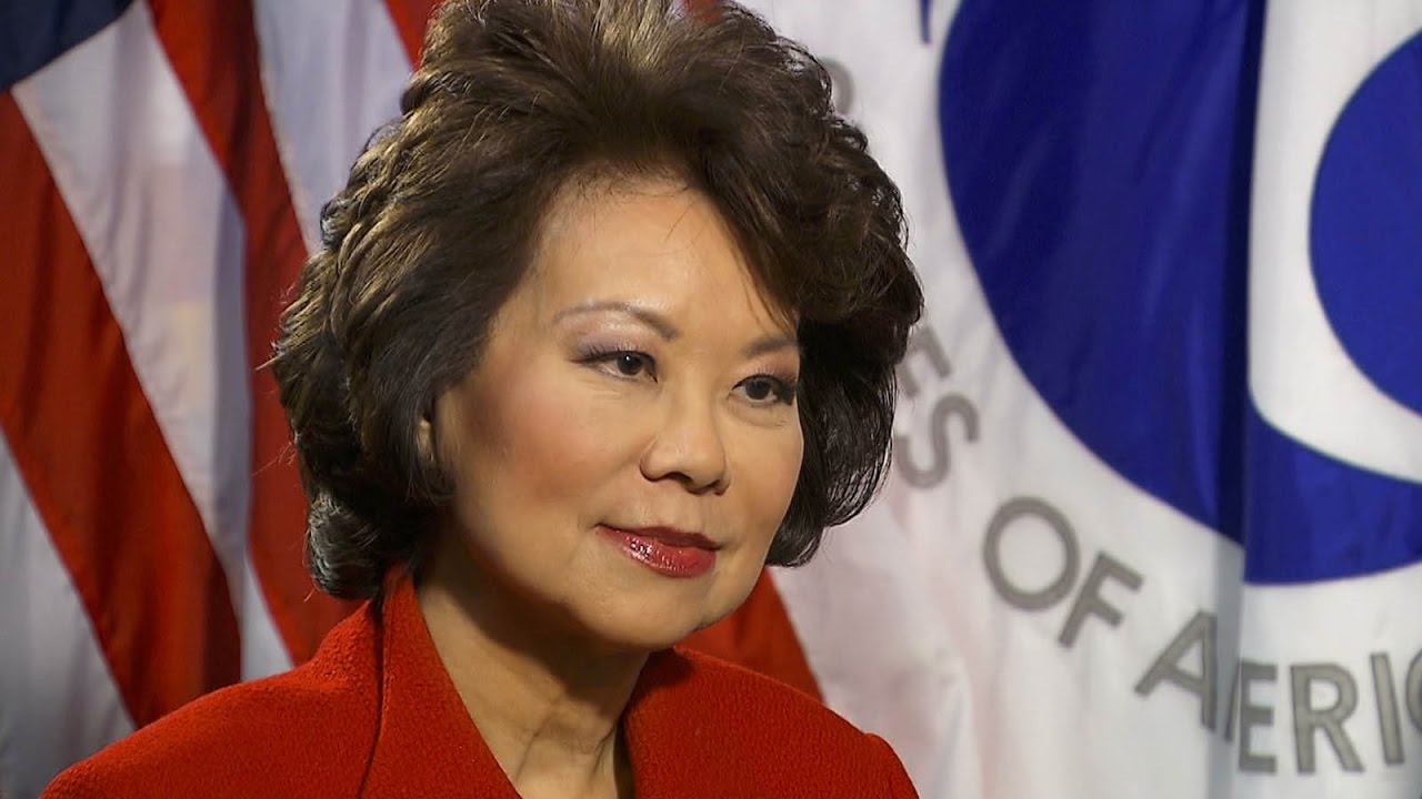 female member american First asian cabinet