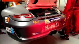 Porsche 911 GT3 Cup Startup and Revs