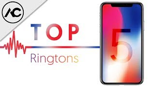 Top 5 Ringtones 2017 [4K]