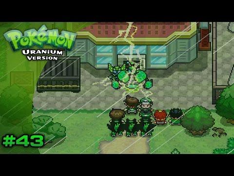 Pokemon Uranium - Part 43 - URAYNE AND CURIE!