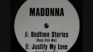 madonna – bedtime story deep dish remix