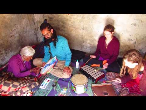 Art Therapy in Neurological Rehabilitation with Live Music (Umadevi)