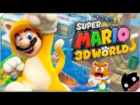 Super Mario 3D World - 41 - Los rodillos del mal!